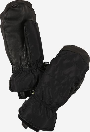 BURTON Sporthandschuhe 'Larosa' in khaki / schwarz, Produktansicht