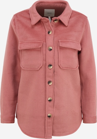 OBJECT Petite Between-Season Jacket 'VERA' in Pink