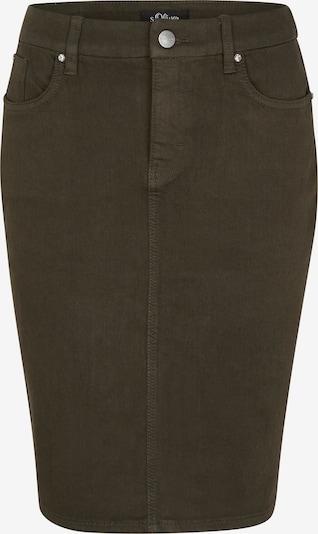 s.Oliver BLACK LABEL Rock in khaki, Produktansicht