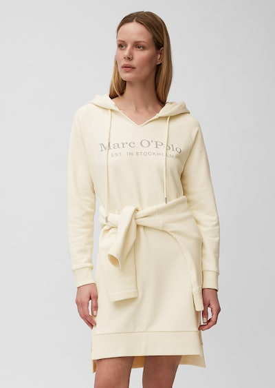 Marc O'Polo Kleid in creme, Modelansicht