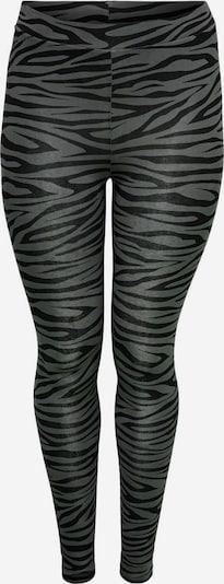 ONLY Carmakoma Leggings in Grey / Black, Item view