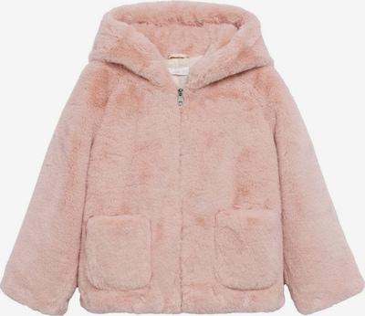 MANGO KIDS Manteau 'Bolita' en rose clair, Vue avec produit