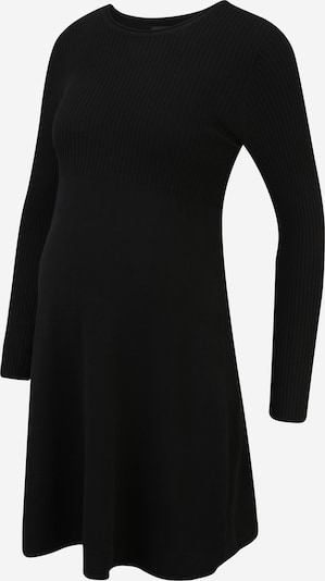 Megzta suknelė 'ALMA' iš Only Maternity, spalva – juoda, Prekių apžvalga