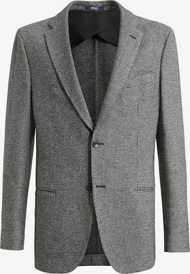 Boggi Milano Sakko in grau / schwarz, Produktansicht