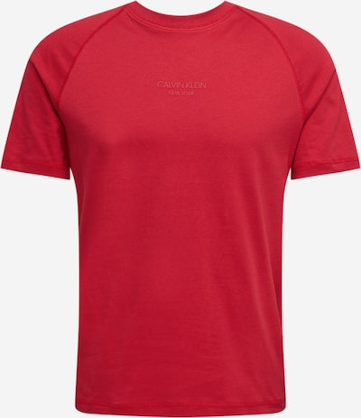 Calvin Klein Tričko - červená, Produkt
