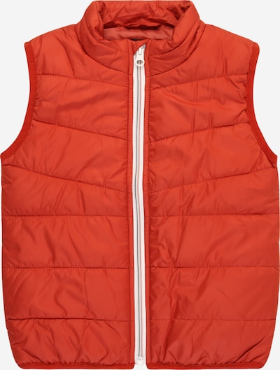 NAME IT Bodywarmer 'MYLANE' in de kleur Vuurrood, Productweergave