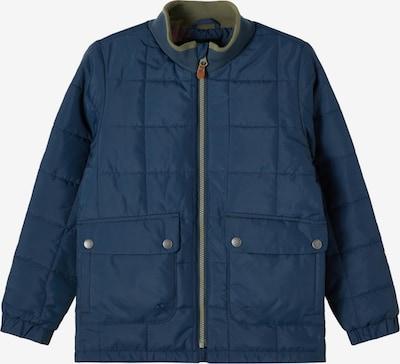 NAME IT Tussenjas 'Maddox' in de kleur Donkerblauw, Productweergave