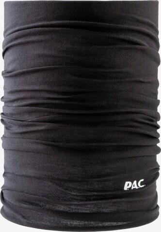 P.A.C. Sports Scarf 'H2O' in Black