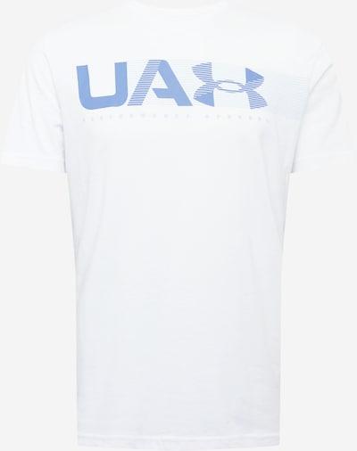 UNDER ARMOUR T-Shirt in marine / weiß, Produktansicht