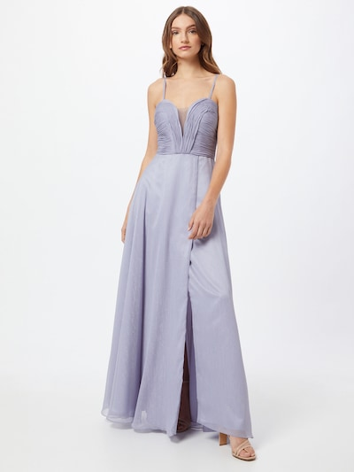 Laona Společenské šaty - pastelová fialová, Model/ka