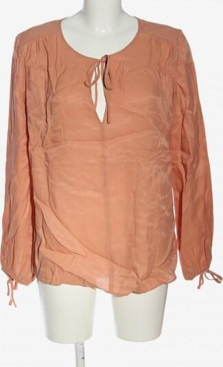 IVY & OAK Langarm-Bluse in L in hellorange, Produktansicht