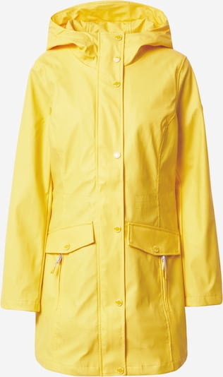TOM TAILOR Raincoat in gelb, Produktansicht