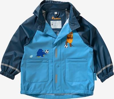 PLAYSHOES Regenjacke 'Maus' in blau, Produktansicht