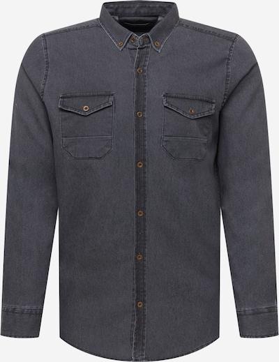 Trendyol Button Up Shirt in Basalt grey, Item view