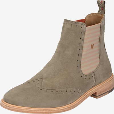 Crickit Chelsea Boot 'MIKA' in beige / taupe, Produktansicht