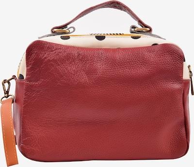 ebarrito Umhängetasche 'LOTTO BAG' in beige / rot, Produktansicht