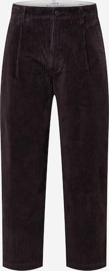 LEVI'S Bandplooibroek 'STAY' in de kleur Zwart, Productweergave