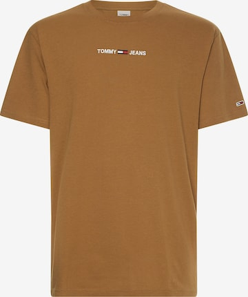 Tommy Jeans T-Shirt in Beige