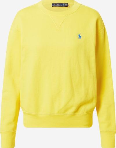 POLO RALPH LAUREN Sweatshirt in gelb, Produktansicht