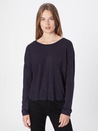 ONLY Pullover 'AMALIA' in nachtblau, Modelansicht