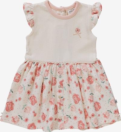 Suknelė 'Midsummer' iš JACKY, spalva – žalia / pastelinė žalia / rožių spalva / balkšva, Prekių apžvalga