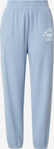 American Eagle Püksid, värv sinine