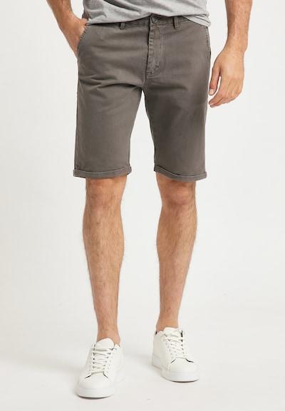 DreiMaster Vintage Pantalon chino en moka, Vue avec modèle