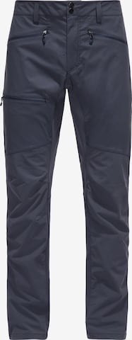 Pantalon outdoor 'Lite Flex' Haglöfs en bleu