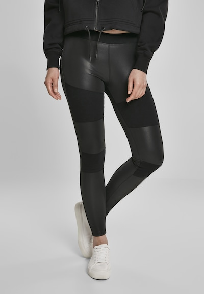 Urban Classics Leggings in Black, View model