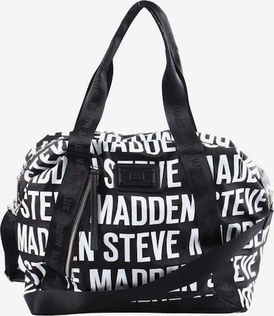 STEVE MADDEN Henkeltasche in One Size in schwarz / weiß, Produktansicht
