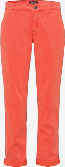 MORE & MORE Chinohose in orange, Produktansicht
