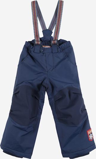 FINKID Функционален панталон 'ROMPPA PLUS' в нейви синьо, Преглед на продукта