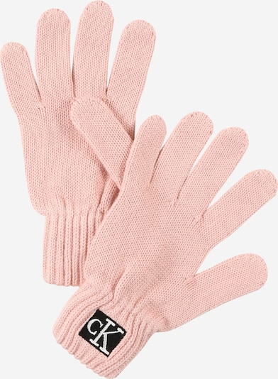 Calvin Klein Jeans Gants en rose / noir, Vue avec produit