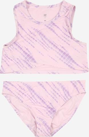 GAP Bikini in Pink