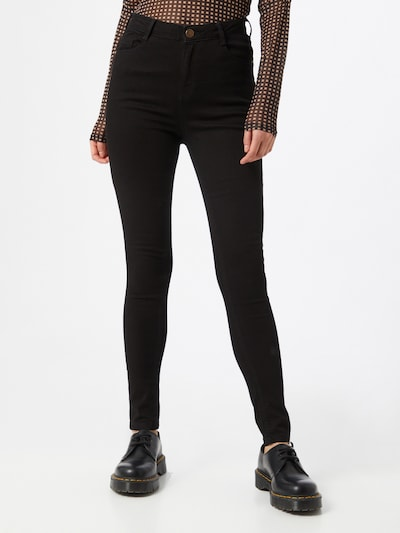 Dorothy Perkins Jeans in de kleur Zwart, Modelweergave