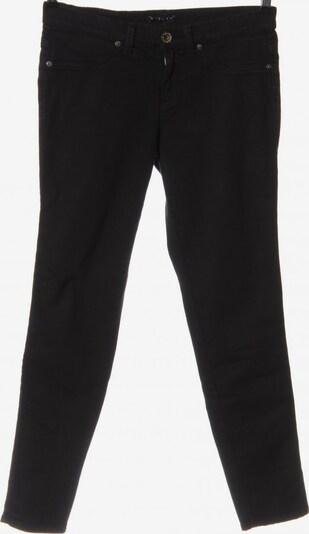 Sisley Hüftjeans in 29 in schwarz, Produktansicht