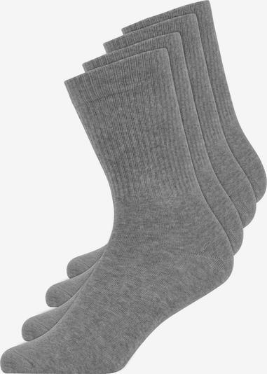 SNOCKS Socks in Grey, Item view