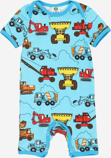 Småfolk Overall 'Machine' in Blue / Mixed colours, Item view
