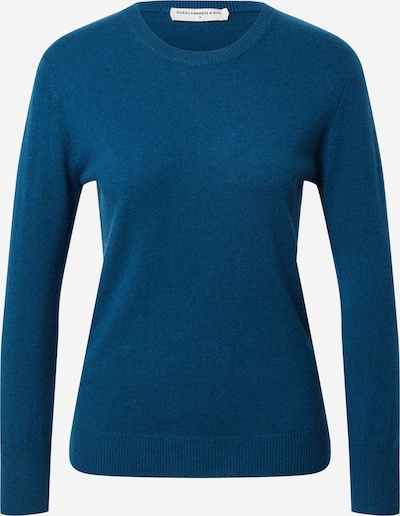 Pure Cashmere NYC Trui in de kleur Donkerblauw, Productweergave