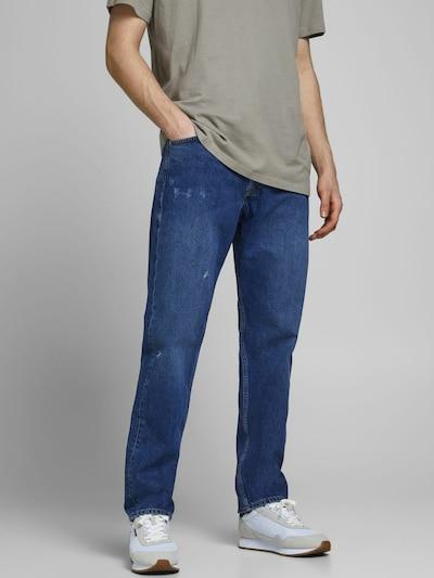 JACK & JONES Jeans 'Chris Original CJ 917' in blue denim, Modelansicht