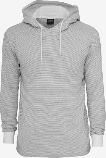 Urban Classics Tričko - sivá / biela, Produkt