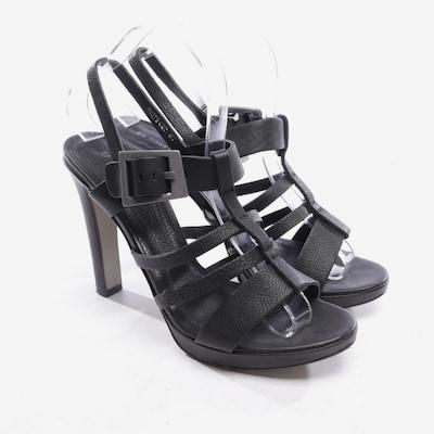 BOSS ORANGE Sandaletten in 40 in schwarz, Produktansicht