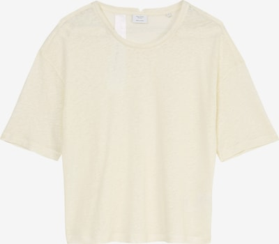 Marc O'Polo Pure T-Shirt in pastellgelb, Produktansicht