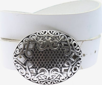 Hüftgold Belt in XS-XL in Silver / White, Item view