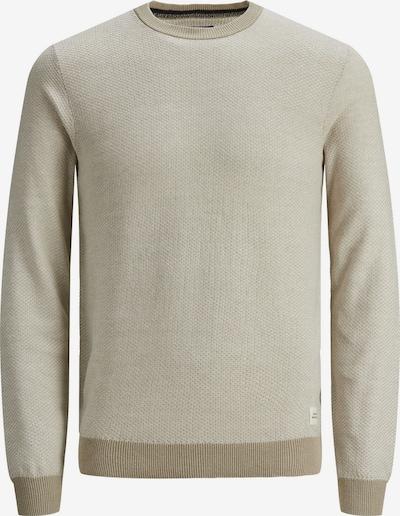 JACK & JONES Пуловер 'JORTONS' в бежово, Преглед на продукта