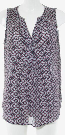 PARAPHRASE Kurzarm-Bluse in L in blau / rot / weiß, Produktansicht