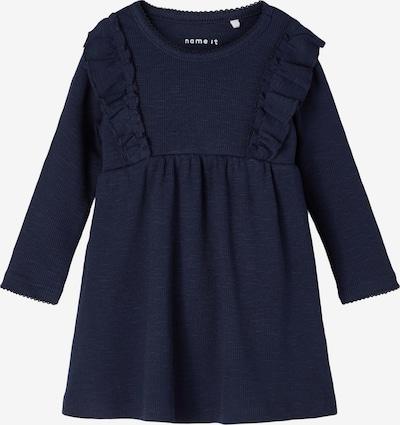 NAME IT Kleid 'Blanca' in navy, Produktansicht