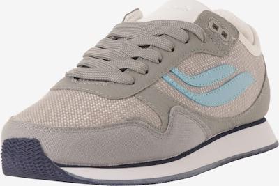 GENESIS Sneaker 'G-Iduna' in hellblau / taupe, Produktansicht