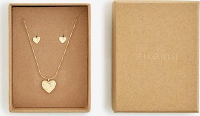 Pilgrim Parure de bijoux 'Augusta' en or, Vue avec produit