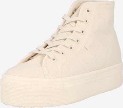 SUPERGA Augstie brīvā laika apavi '2705 Cotw', krāsa - bēšs, Preces skats